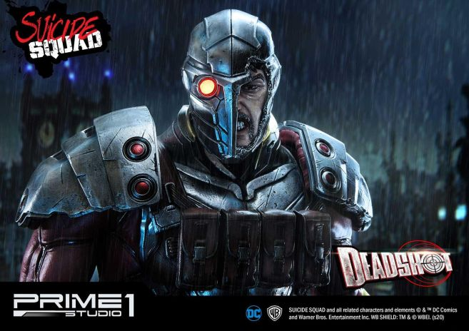 Prime 1 Studio - Batman - Deadshot - 08