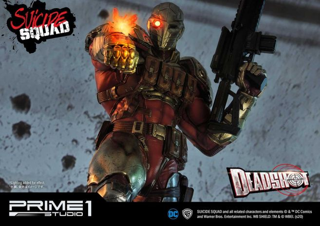 Prime 1 Studio - Batman - Deadshot - 10
