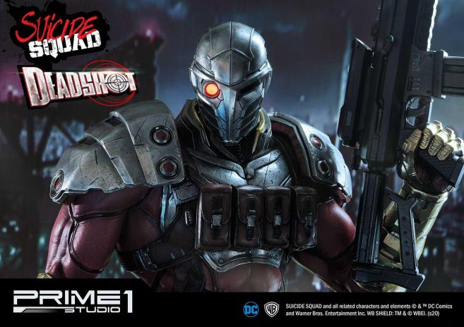 Prime 1 Studio - Batman - Deadshot - 16