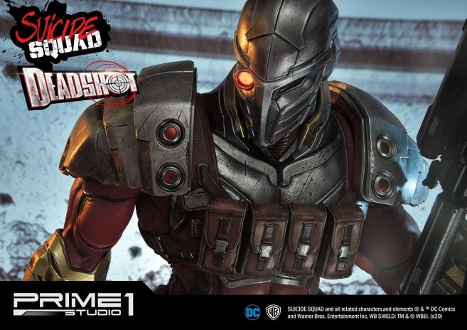 Prime 1 Studio - Batman - Deadshot - 18