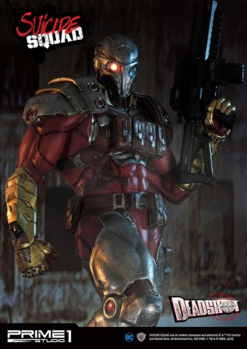Prime 1 Studio - Batman - Deadshot - 26