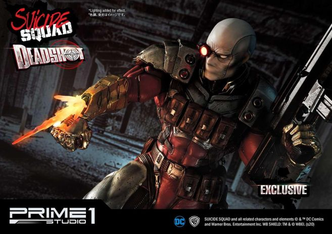 Prime 1 Studio - Batman - Deadshot - 39