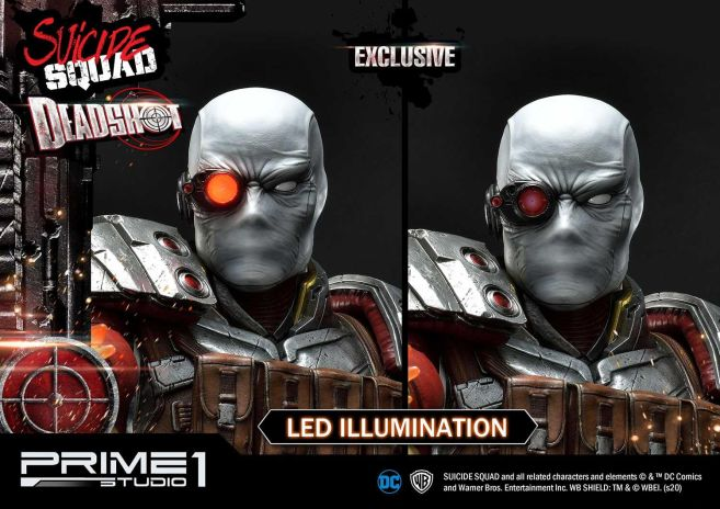 Prime 1 Studio - Batman - Deadshot - 96
