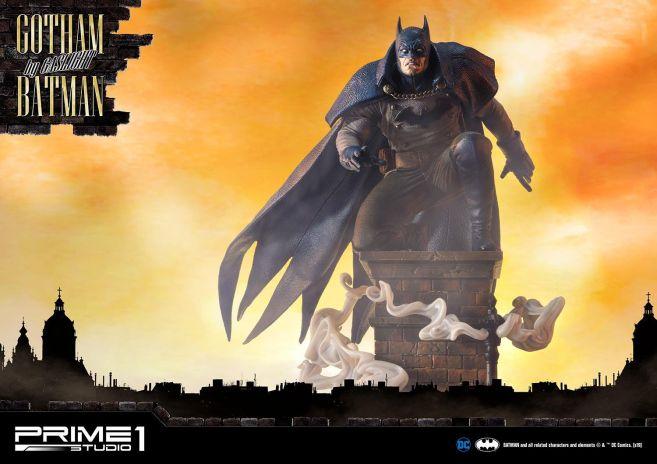 Prime 1 Studio - DC Comics - Gotham by Gaslight - Blue Ver - 01