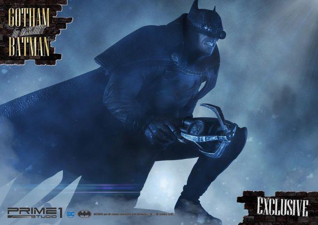 Prime 1 Studio - DC Comics - Gotham by Gaslight - Blue Ver - 02