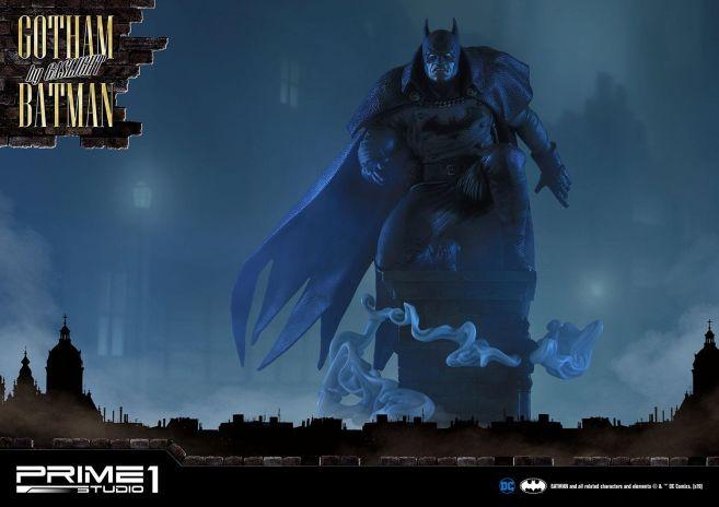 Prime 1 Studio - DC Comics - Gotham by Gaslight - Blue Ver - 05