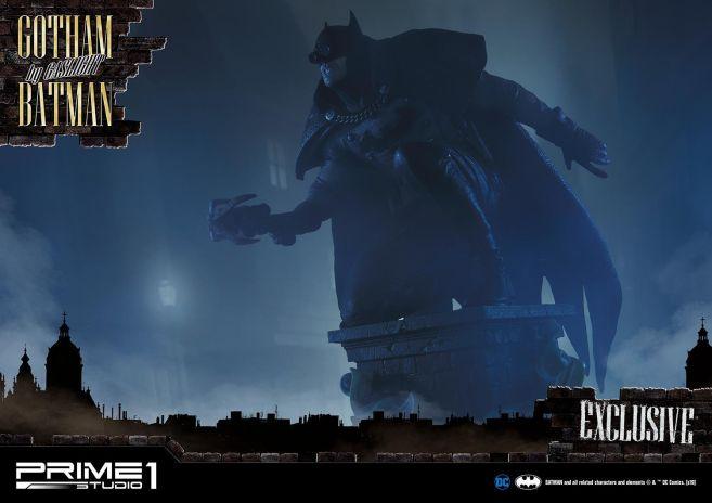Prime 1 Studio - DC Comics - Gotham by Gaslight - Blue Ver - 07