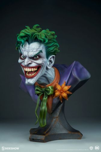 Sideshow - DC - Joker Life Size Bust - 02