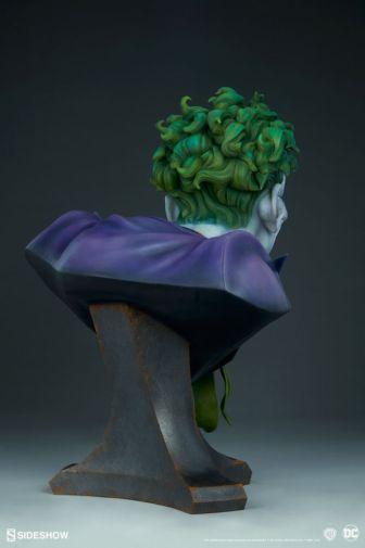 Sideshow - DC - Joker Life Size Bust - 06