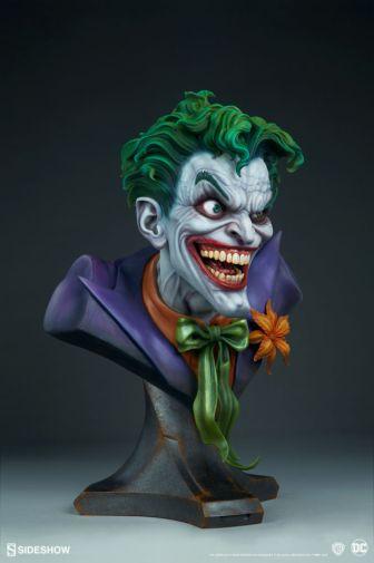 Sideshow - DC - Joker Life Size Bust - 08