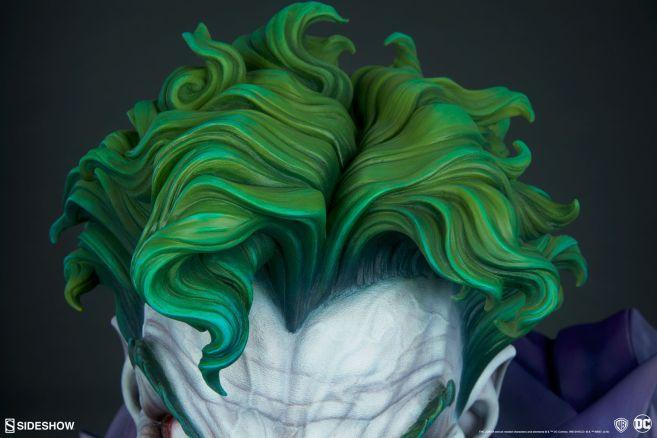 Sideshow - DC - Joker Life Size Bust - 14