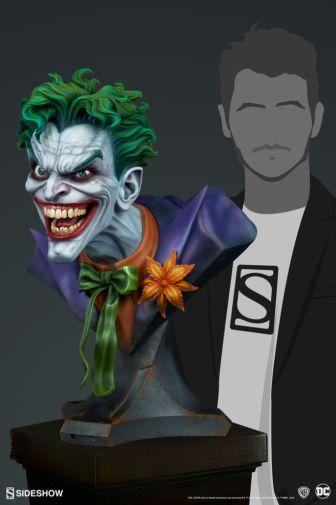 Sideshow - DC - Joker Life Size Bust - 19