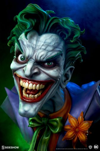 Sideshow - DC - Joker Life Size Bust - 21
