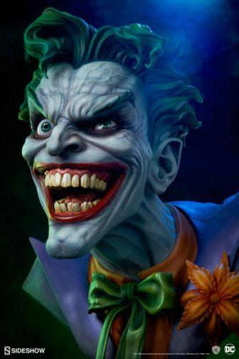 Sideshow - DC - Joker Life Size Bust - 23