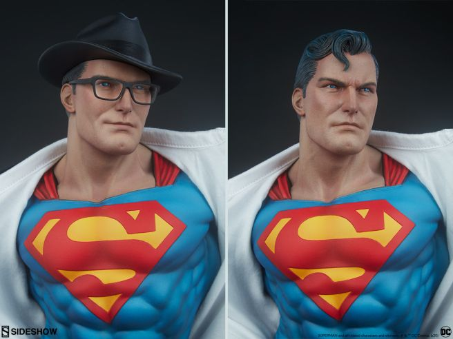 Sideshow - Superman - Call to Action Premium Format Figure - 30
