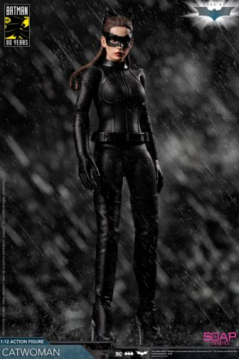 Soap Studio - The Dark Knight - Catwoman - Deluxe Edition - 01