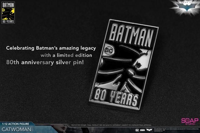 Soap Studio - The Dark Knight - Catwoman - Deluxe Edition - 08