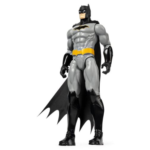 Spin Master - DC - 12-inch - Batman Rebirth Batman Action Figure - 01