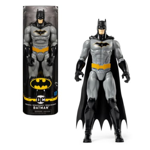 Spin Master - DC - 12-inch - Batman Rebirth Batman Action Figure - 02