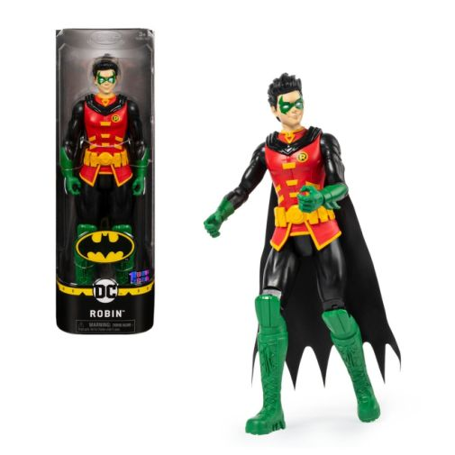 Spin Master - DC - 12-inch - Batman Robin Action Figure - 03
