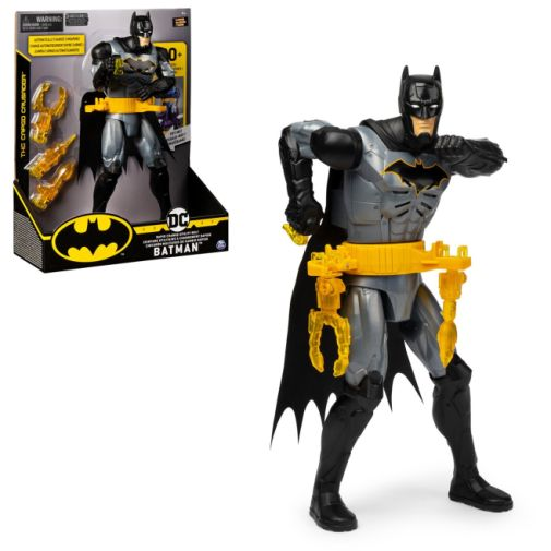 Spin Master - DC - 12-inch - Deluxe Batman Action Figure - 01