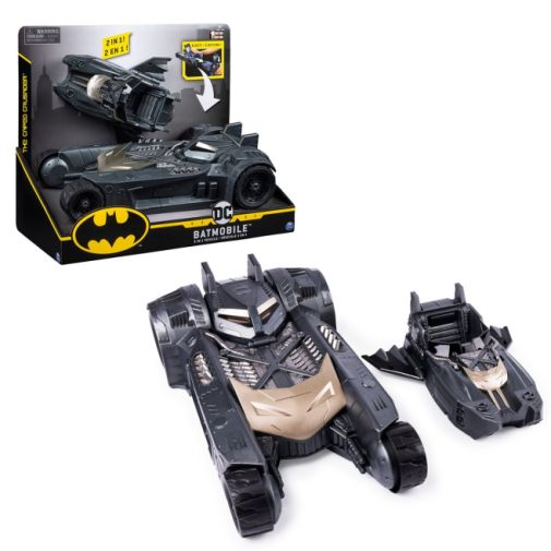 Spin Master - DC - Batman 4-Inch Batmobile - 04