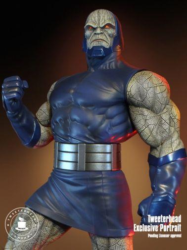 Tweeterhead - Darkseid Statue - 02