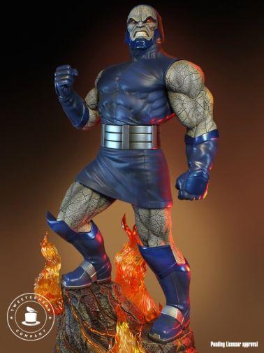 Tweeterhead - Darkseid Statue - 03