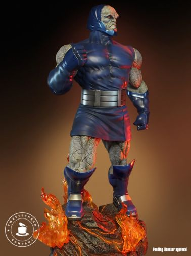 Tweeterhead - Darkseid Statue - 04