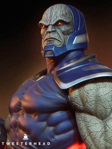 Tweeterhead - Darkseid Statue - 08