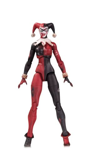 DC Collectibles - October 2020 - DC Essentials - DCeased - Harley Quinn - 01