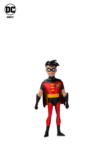 DC Collectibles - Toy Fair 2020 - Official Images - Batman The Adventures Continue - Tim Drake Robin - 01