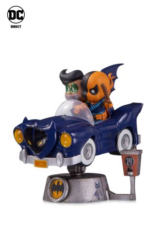 DC Collectibles - Toy Fair 2020 - Official Images - DC Artists Alley - Bat Family - 01
