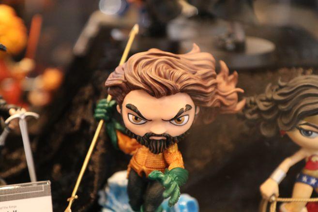 Iron Studios - Toy Fair 2020 - Mini Co - DC - Aquaman - 01