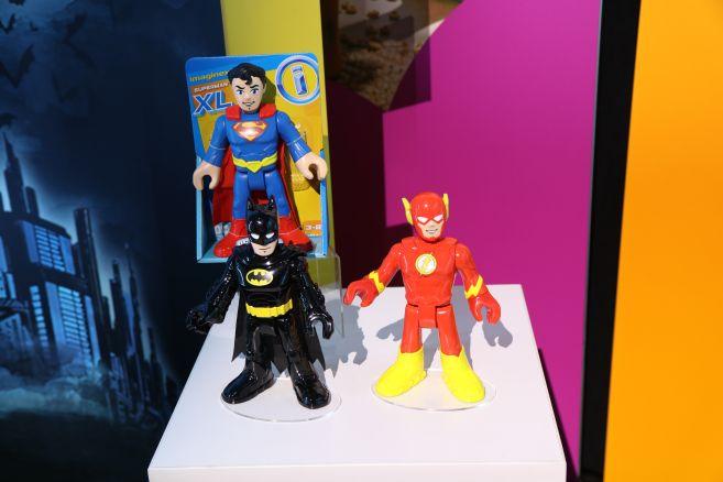 Mattel - Toy Fair 2020 - Imaginext - XL - 01