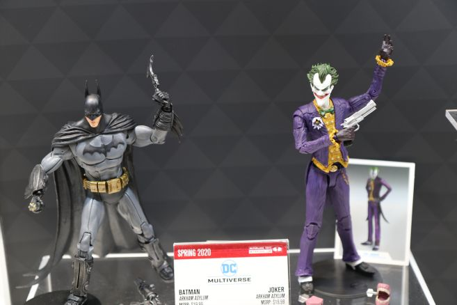 McFarlane Toys - Toy Fair 2020 - Arkham City - 01