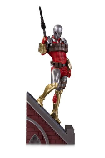 DC Collectibles - November 2020 - Batman Rogues Gallery - Deadshot - 01