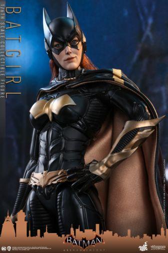 Hot Toys - Arkham Knight - Batgirl - 01