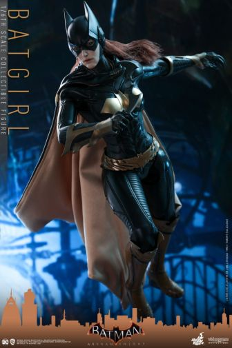 Hot Toys - Arkham Knight - Batgirl - 08