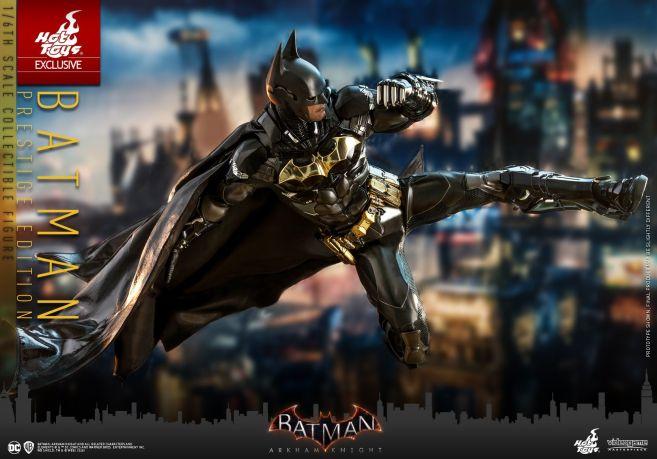 Hot Toys - Arkham Knight - Batman Prestige Edition - 12