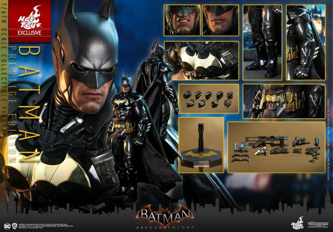 Hot Toys - Arkham Knight - Batman Prestige Edition - 17