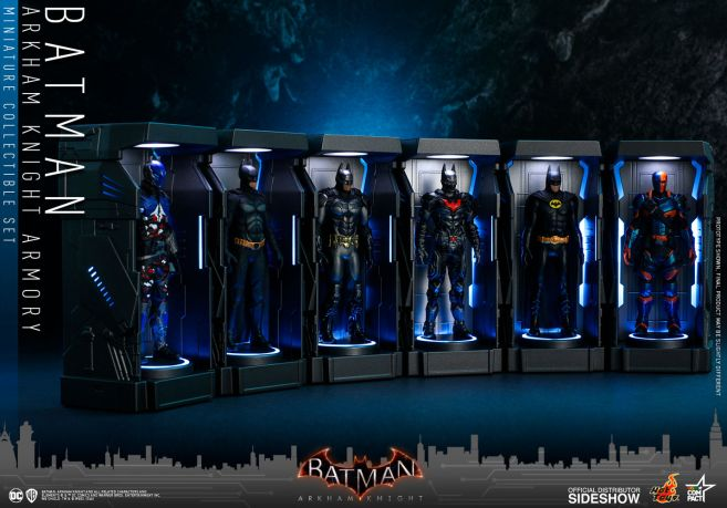 Hot Toys - Batman - Arkham Knight Armory - 03