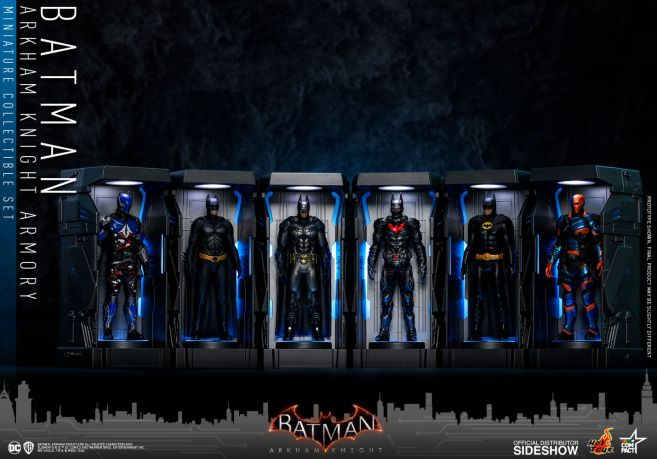 Hot Toys - Batman - Arkham Knight Armory - 04