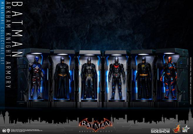 Hot Toys - Batman - Arkham Knight Armory - 04