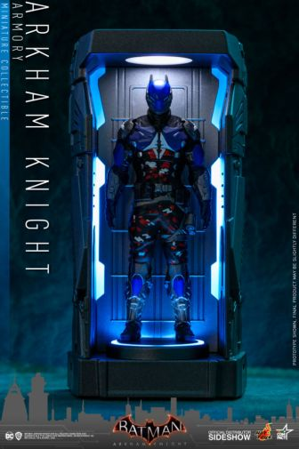 Hot Toys - Batman - Arkham Knight Armory - 05