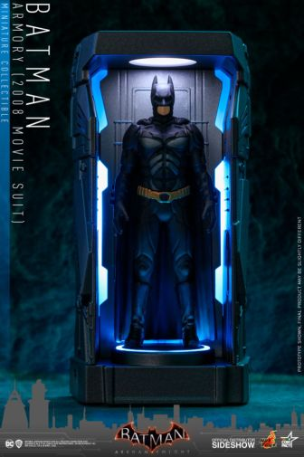 Hot Toys - Batman - Arkham Knight Armory - 08