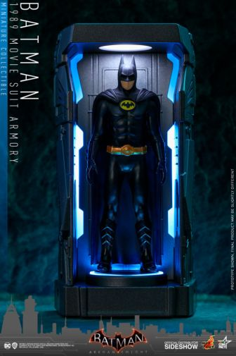 Hot Toys - Batman - Arkham Knight Armory - 09