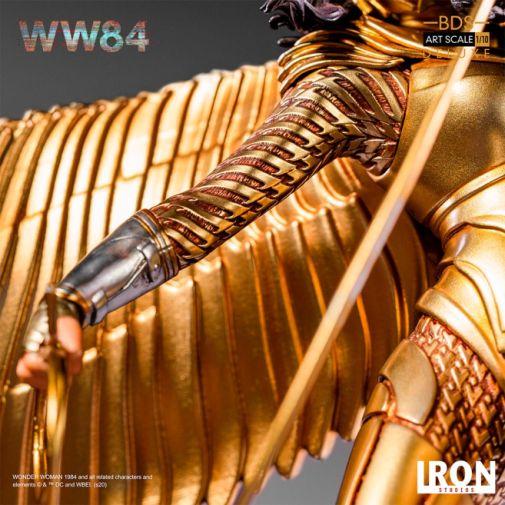 Iron Studios - DC Comics - Wonder Woman 1984 - Golden Armor - 06