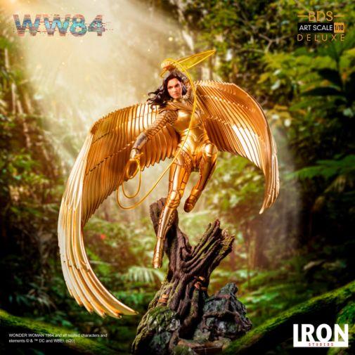 Iron Studios - DC Comics - Wonder Woman 1984 - Golden Armor - 10