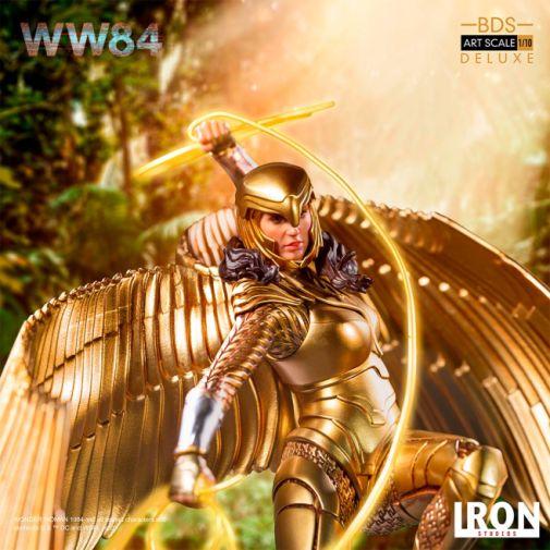 Iron Studios - DC Comics - Wonder Woman 1984 - Golden Armor - 11